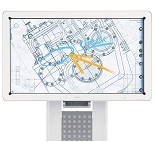 Savin Interactive Whiteboard